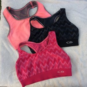 Other - Champion classic sports bras dri-fit like material